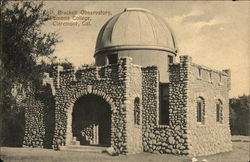 P Brackett Observatory at Pomona College