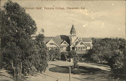 Sumner Hall at Pomona College