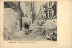 McKay Street in Winter