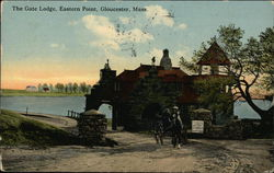 The Gate Lodge, Eastern Point