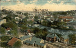 Bird's Eye View of Town