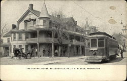 The Central House - JK Renner, Proprietor