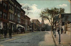View of Elizabeth Street