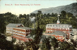 Bristol Manufacturing Company's Factories