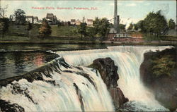 Passaic Falls in Summer