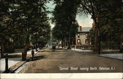 Carroll Street, looking North