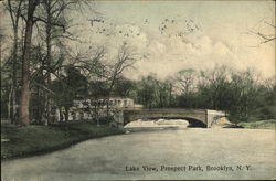 Lake View at Prospect Park