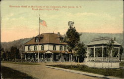 Riverside Hotel on the Banks of the Delaware - Frank Bamberger, Proprietor