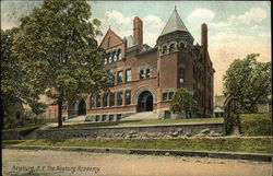 The Newburg Academy