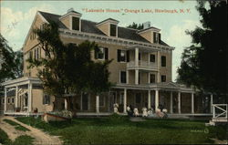 """Lakeside House,"" Orange Lake"