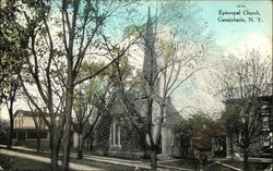 Street View of Episcopal Church