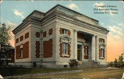 Carnegie Library, Old Soldiers' Home