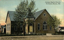 German Baptist Church, 7th Street