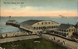 Bird's Eye View of The Pier