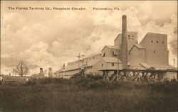 The Florida Terminal Company - Phosphate Elevator
