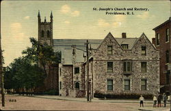 St Joseph's Church and Rectory