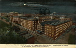 The Factories of B.F. Goodrich Co.