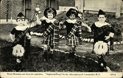 Highland Fling by the Little Orphans of Woonsocket