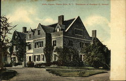 Holly House - Residence of Rowland C Hazard