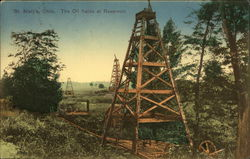 The Oil Fields at Reservoir