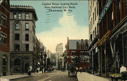 Capitol Street, looking North from National City Bank