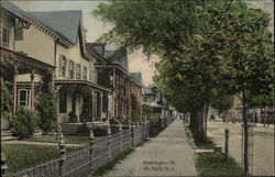 Washington Street View