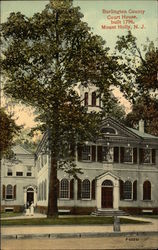 Burlington County Court House, Built 1796