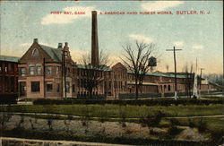 First National Bank and American Hard Rubber Works