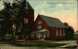 Street View of First Baptist Church