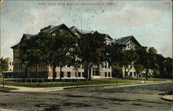 Street View of East Side High School
