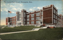 New Central High School