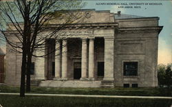 Alumni Memorial Hall at University of Michigan