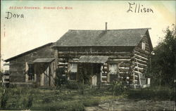 An Early Residence - Log Cabin