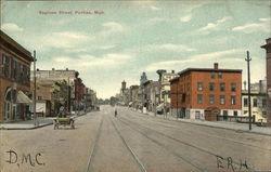 Saginaw Street