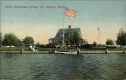 Water View of Grandview Cottage