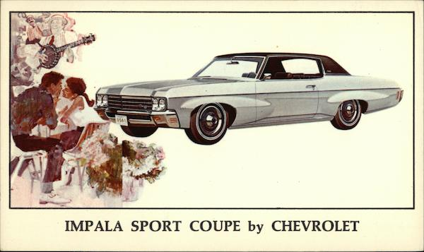 Impala Sport Coupe by Chevrolet Cars