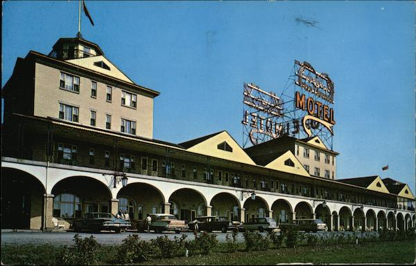 Motel Auberge Du Blvd, Laurier Inc. Quebec Bridge Canada
