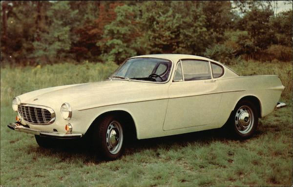 1967 Volvo 1800S GT Coupe Cars