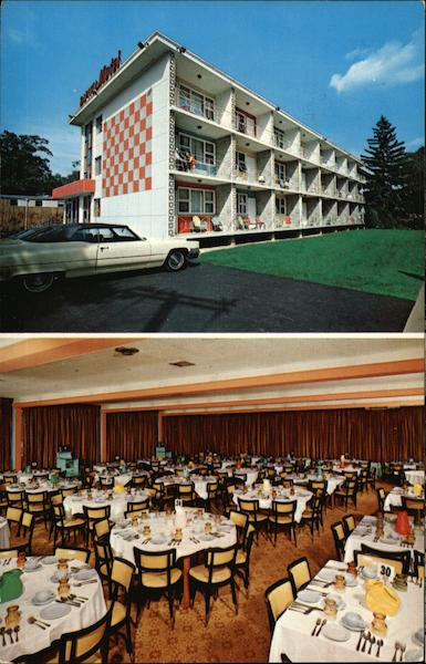 Post's Capitol Hotel & Motel Lakewood New Jersey