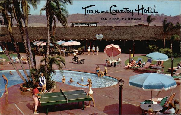 Town & Country Hotel San Diego California