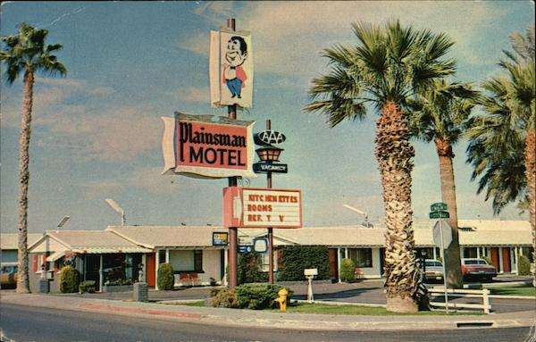 The Plainsman Motel Mesa Arizona