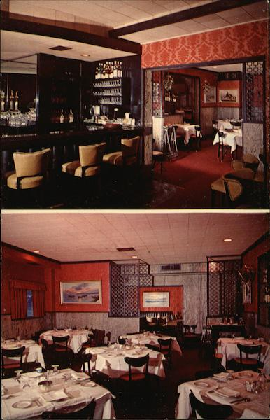 Dining and Bar Areas, Carafiello's Eastchester New York