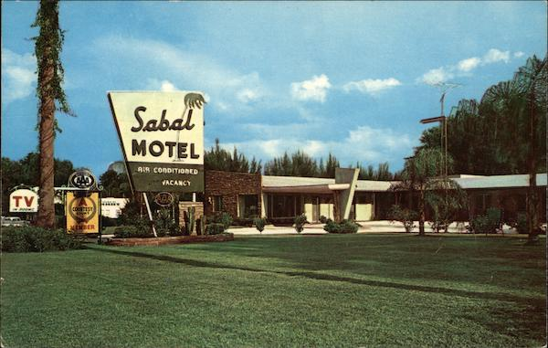 Sabal Motel Ocala Florida