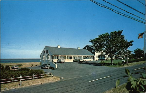 Hawthorne Motel Cape Cod Massachusetts
