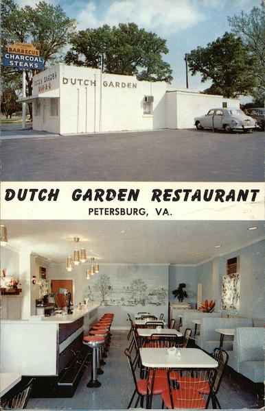 Dutch Garden Restaurant Petersburg Virginia