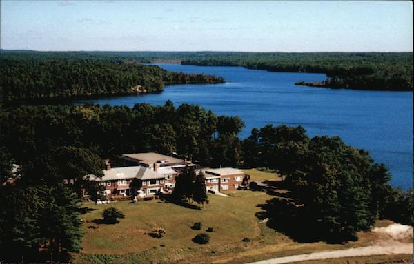 island terrace nursing home lakeville ma postcard