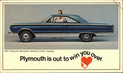 1967 Plymouth Belvedere Satellite 2-Door Hardtop
