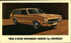 Vega 2-Door Kammback Wagon - Chevrolet