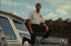 Captain Jim Cotter - Pilot & Guide on the Wisconsin River