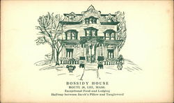 Bossidy House